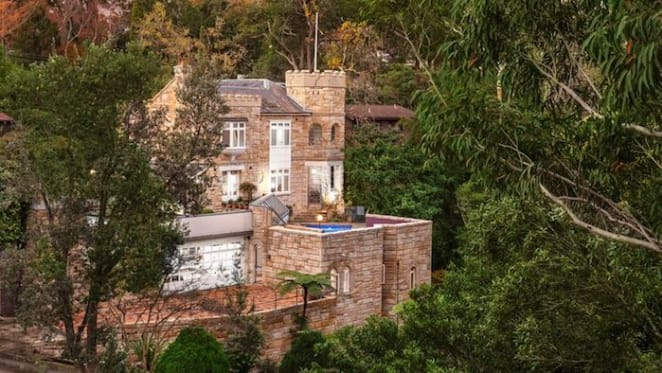 Gordon's Killarney Castle on the North Shore listed for sale