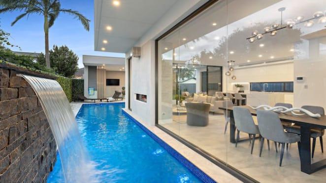 Luxury Sans Souci trophy home sold for $3.3 million at auction