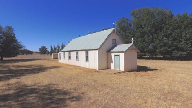 Historic Catholic Church in Muttama sold for $55,000