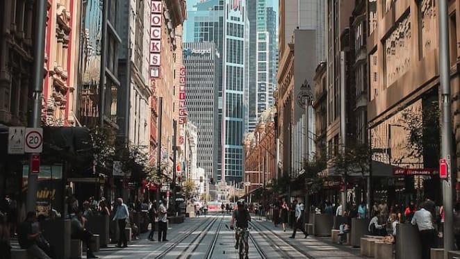 Sydney's most walkable neighbourhoods