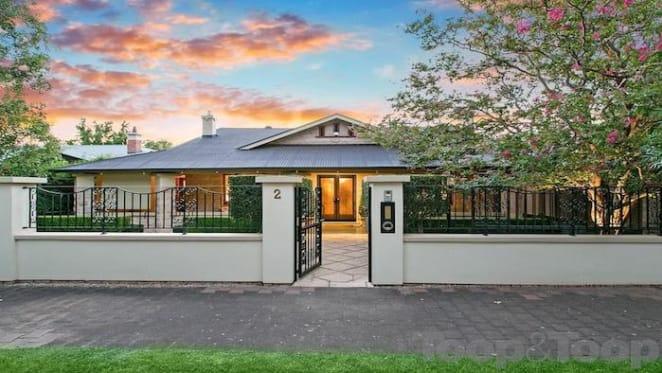 $1.54 million Myrtle Bank house tops Adelaide's weekend sales