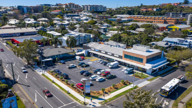 Albion Central, Brisbane's inner north retail centre listed for sale