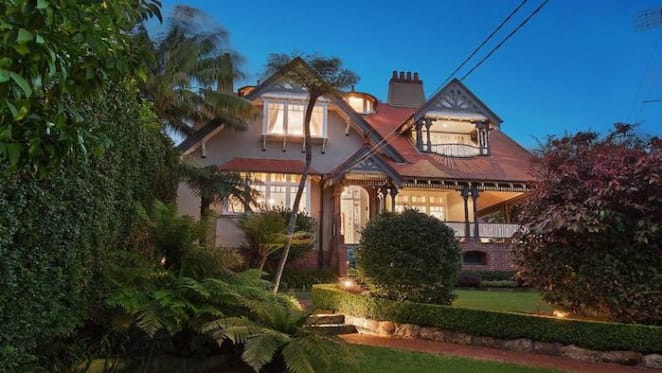 Dragonfels, the 1912 Cremorne Point Federation home sold