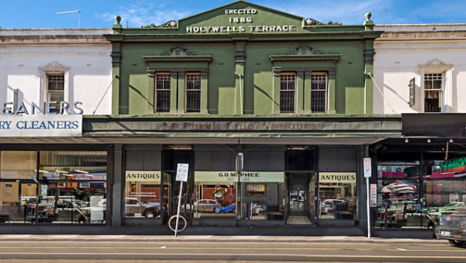 Prahran's iconic antique dealer to sell its shop of 93 years