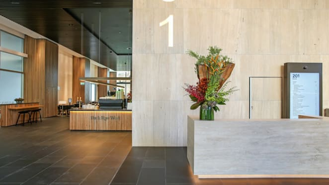 201 Kent Street refurb delivers revitalised Sydney office address