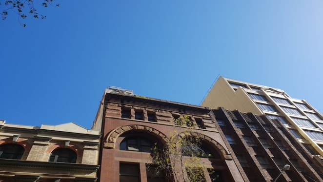 Sydney office converted from workplace leased as rooftop bar