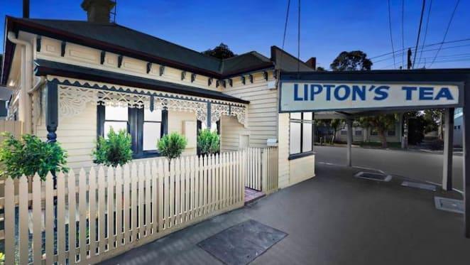 Former Port Melbourne corner store house sold for $1.375 million