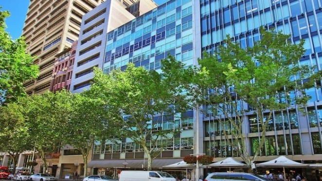 Macquarie Street strata space under offer