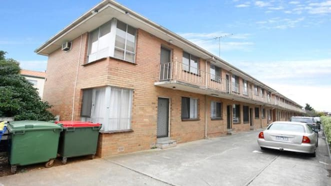 One bedroom West Footscray apartment sold for $208,000