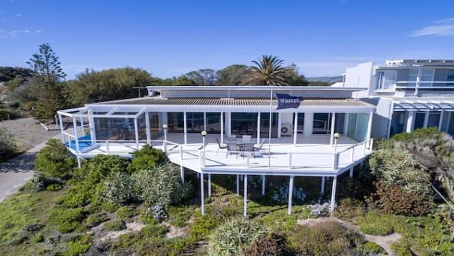 Ocean and coastal view waterfront Aldinga Beach house sold for $1.45 million
