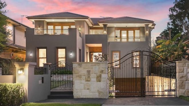 Luxury Hunters Hill trophy home sold for $5.6 million