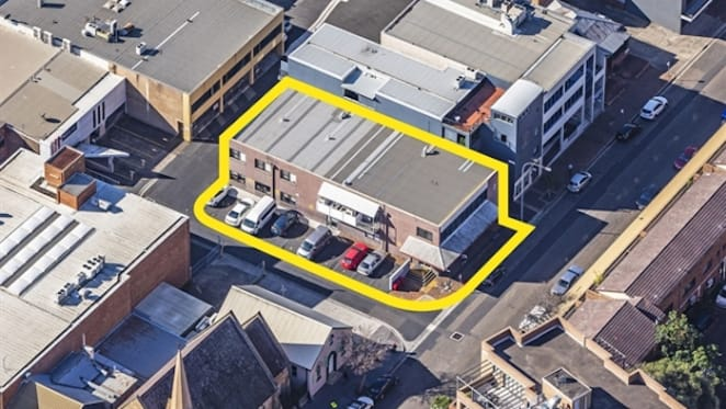 Parramatta commercial investment sells for $8.5 million at auction