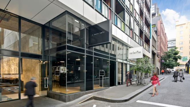 Beauty firm takes prime space in Melbourne's CBD