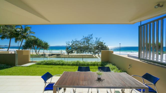 Noosa apartment record broken with $8.25 million Hastings Street sale