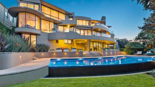 REA Group director Richard Freudenstein lists in Mosman with $25 million hopes