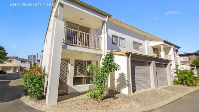 Richlands three bedroom townhouse Brisbane's cheapest weekend auction sale