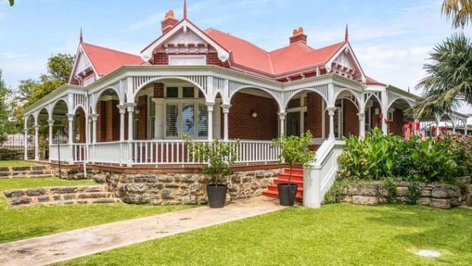 Julie Bishop's former Claremont home listed