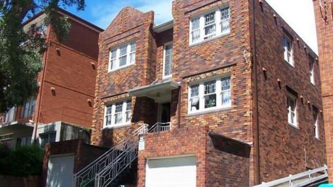 N G Farah list a Randwick apartment block