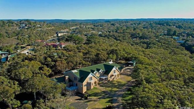 Seven bedroom Woodford house listed for sale