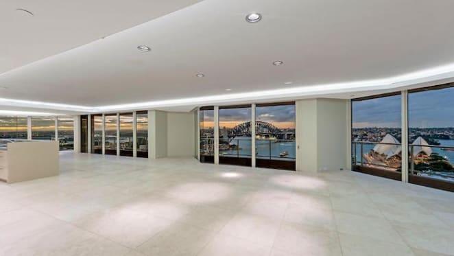 Two bedroom Circular Quay, Sydney apartment fetches $8.715 million