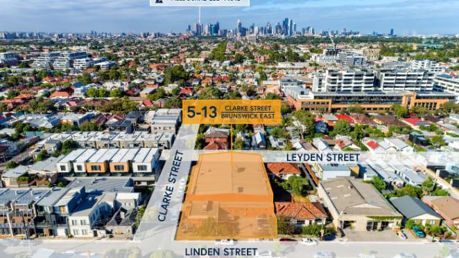 Brunswick East development site sold for $6.3 million