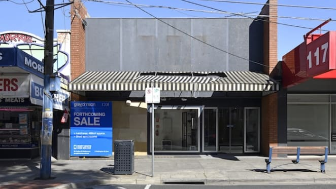 Former Westpac Bank Branch sold to local Medico in Mentone