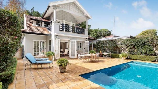 Rose Bay trophy home sold for $6 million under the hammer