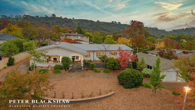 Elevated Red Hill house sold for $1.541 million