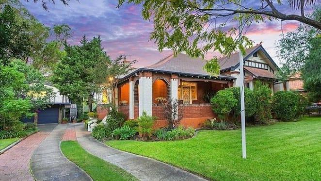 Original estate in Strathfield for sale