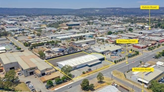 National business purchases Maddington warehouse for $3 million