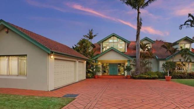 Late bookie Harry Barrett's Strathfield home listed