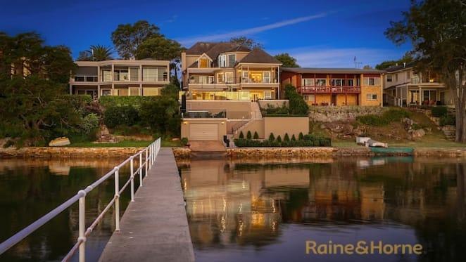 $4.1 million plus Point Frederick, Central Coast trophy home sale
