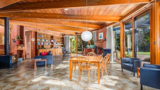 Mount Macedon trophy home Dallwallinu listed