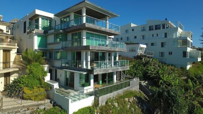 Horse owner Greg Ingham lists Yamba beachfront apartment