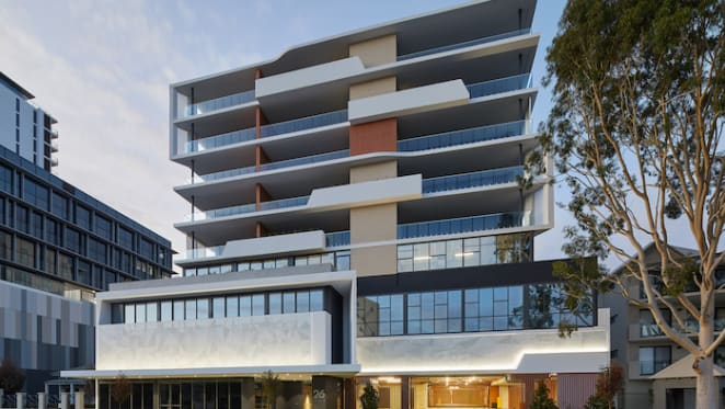 South Perth's latest boutique offices listed