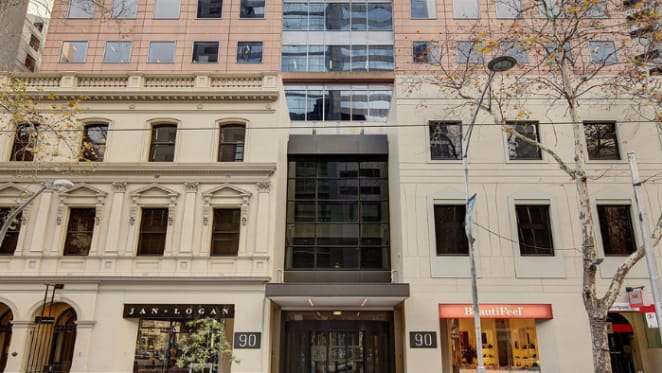 Mirvac's 90 Collins Street, Melbourne fully leased