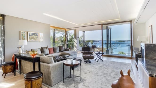 Outgoing QBE chief John Neal's Belltrees, Elizabeth Bay apartment abode sold