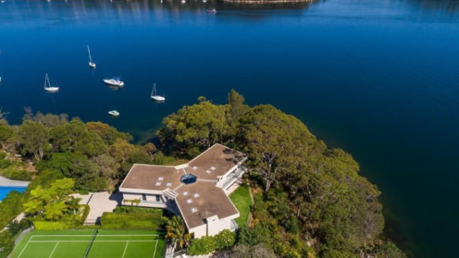 Mosman waterfront sells for $18 million plus