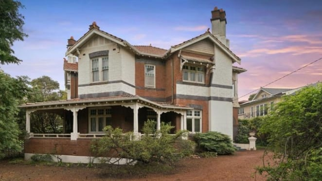Federation style residence in Burwood hit's the market