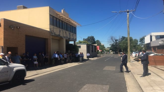 Two commercial properties in inner Melbourne sold through Savills