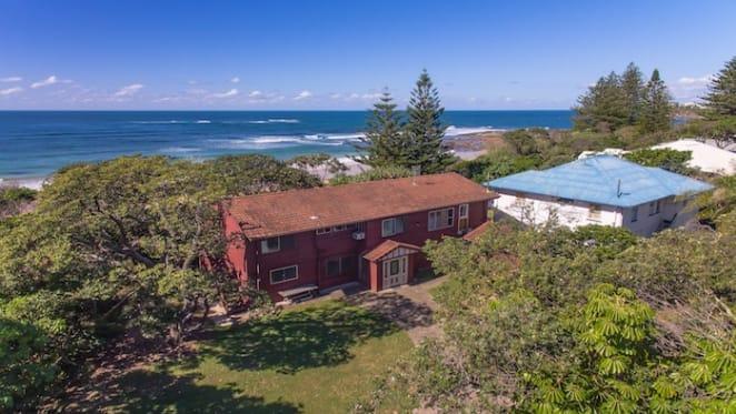 Sunshine Coast beachfront property nets $4 million sale