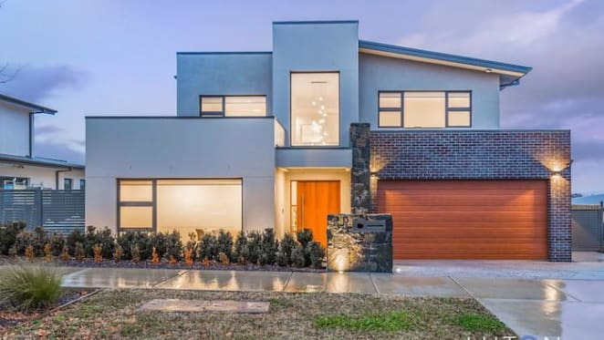 Four bedroom Crace house sold for $1,157,000