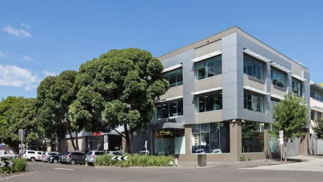 South Melbourne office listed with $18 million plus hopes