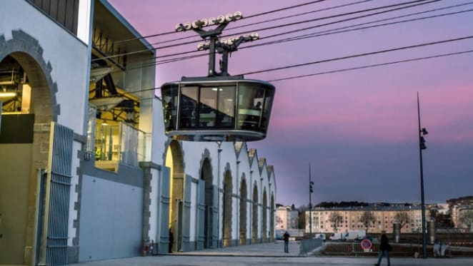 Look up Australia, cable cars could ease our traffic woes: Wendy Shaw