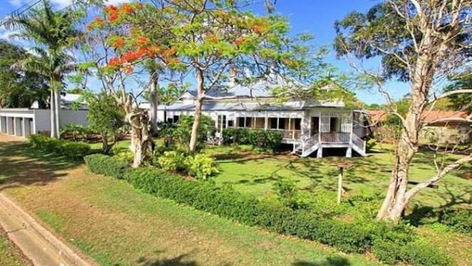 Heritage Bundaberg West Old Cran House listed for $1 million
