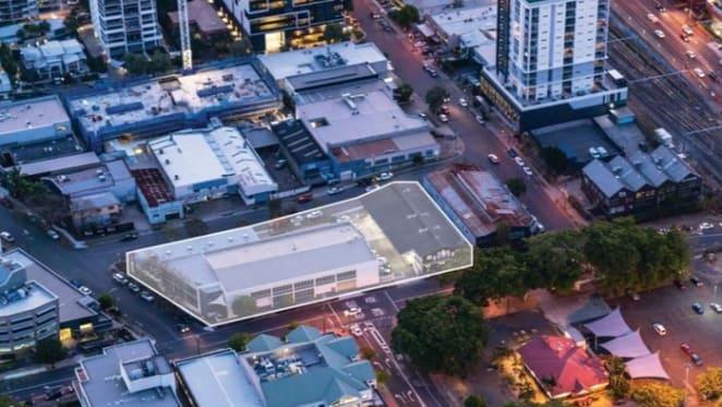 Oliver Hume place Brisbane site on market