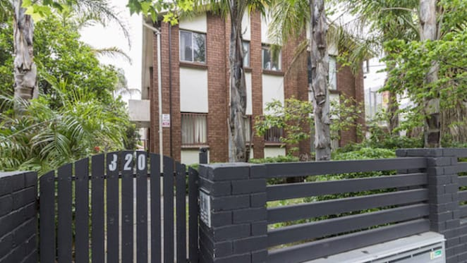 Six Fitzroy units with townhouse development potential to go under the hammer