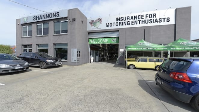Owner-occupier pays $2.5 million for former Moorabbin Shannon's Classic Car auctions space