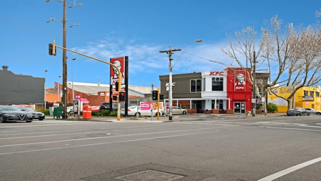Swan St KFC site listed with $9 million hopes