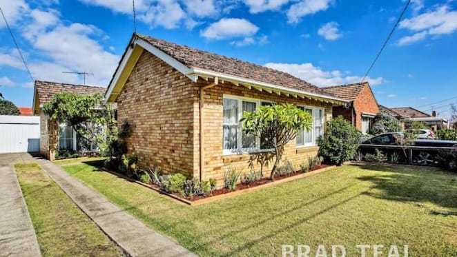 Neil Clerehan 1950s Pascoe Vale designed home sold